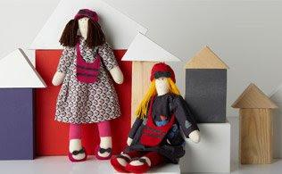 Isabel Garreton Dolls