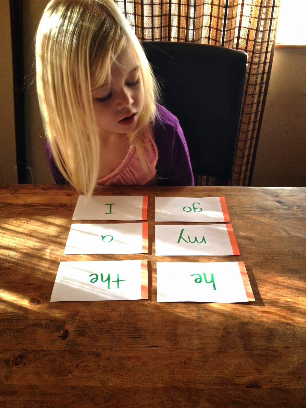 teaching sight words to kids pre-schoolers games