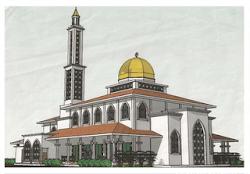 Infaq Fisabilillah, Masjid Kampung Pulau, Kubang Kerian, 16150 Kota Bharu, Kelantan.