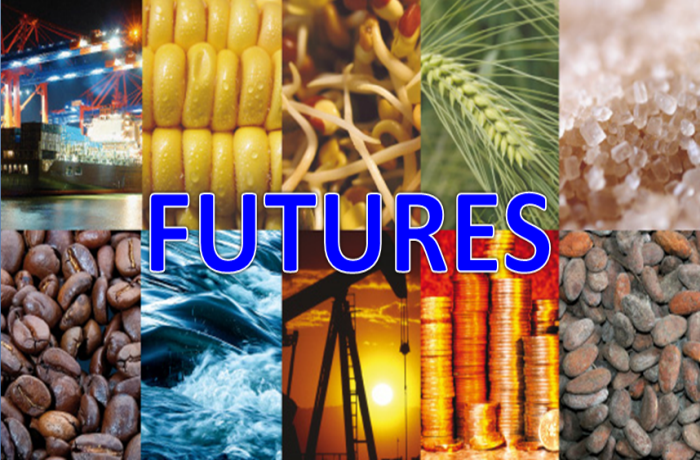 Commodity future option trading
