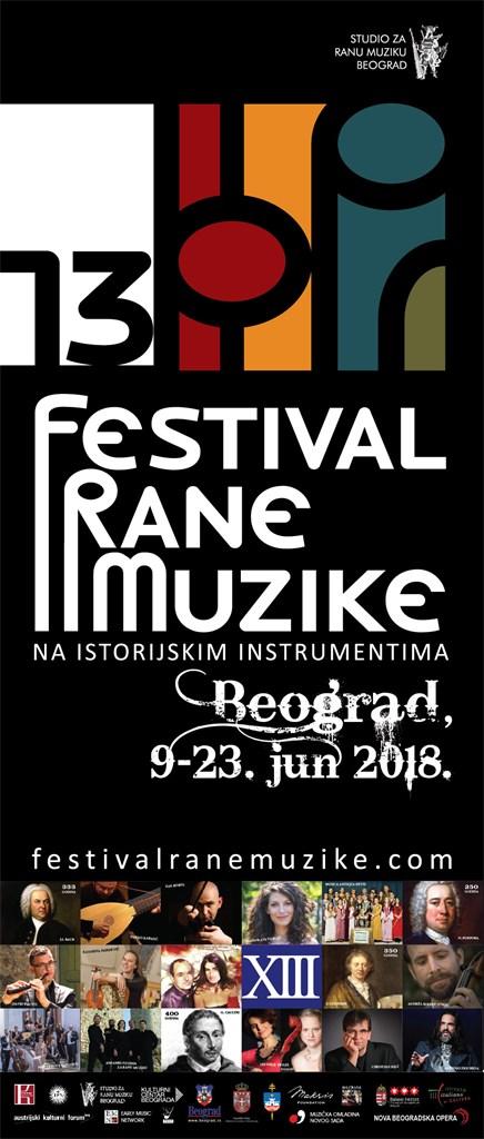 XIII Festival rane muzike