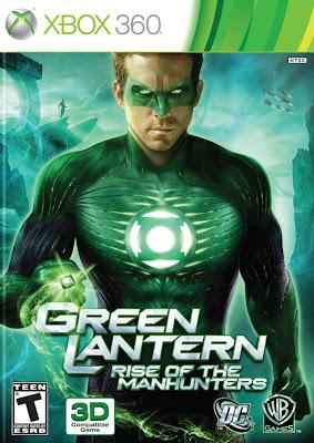 Lanterna Verde: l'Ascesa dei Manhunters Xbox 360