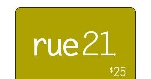 Rue21 gift card balance check negle Images