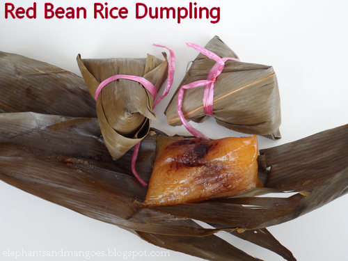 Red Bean Dumplings Recipe — Dishmaps