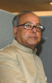 indian president pranav mukherjee