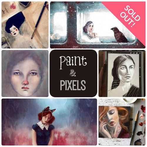 Paint & Pixels