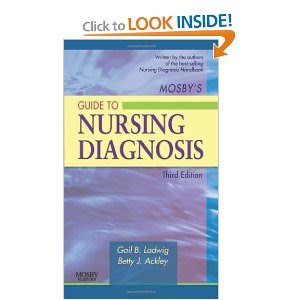 Nanda Books - Mosby's Guide to Nursing Diagnosis