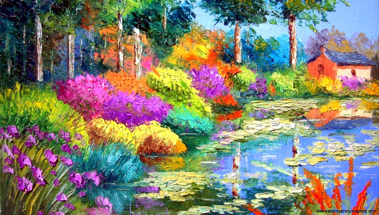 HD Oil Painting art Gallery Latest Pictures collection Free