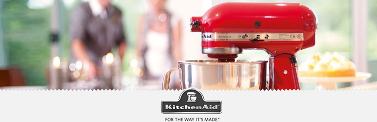 A-MORE.ES: Amasadoras KitchenAid, historia.