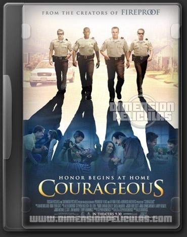 Courageous (BRRip + HD Dual Español Latino ) (2011)