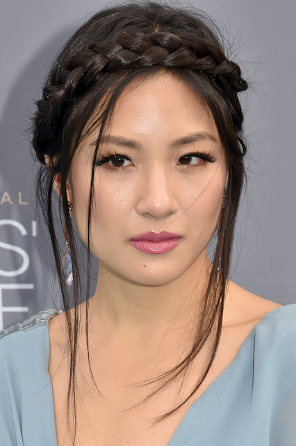 contsance wu makeup critics choice awards