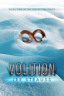 Volition by Lee Strauss Cover Reveal