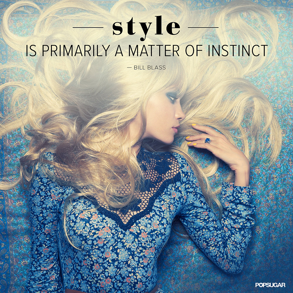 Miss Margaret Cruzemark What They Have Said About It Famous Quotes About Style And Fashion