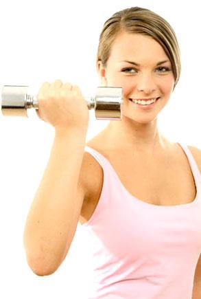 Fat burning workout 1