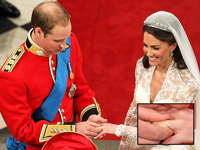 One Month Later The Royal Wedding