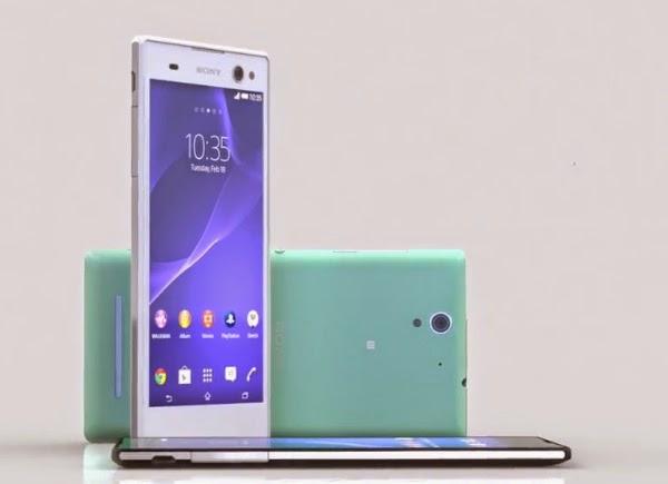 Harga Sony Xperia C3, Smartphone Selfie Harga Terjangkau