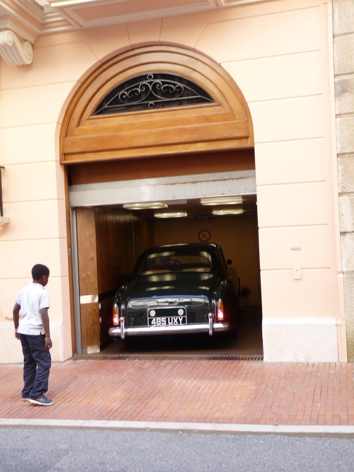 Monaco Ville - an owner