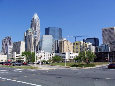 Picture of Uptown Charlotte