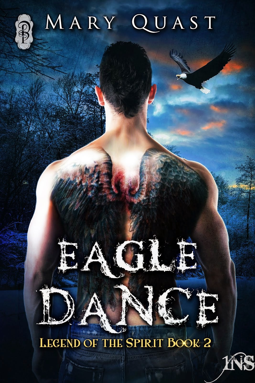Vote for EAGLE DANCE in cover contest