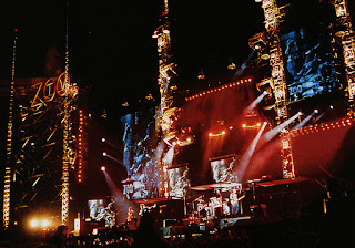 U2 ZooStation Tour Achtung Baby