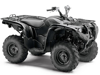 2013 Yamaha pictures Grizzly 700 FI Auto 4x4 EPS SE ATV 3