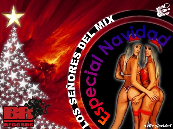 Los Señores Del Mix - Especial Navidad (2012)