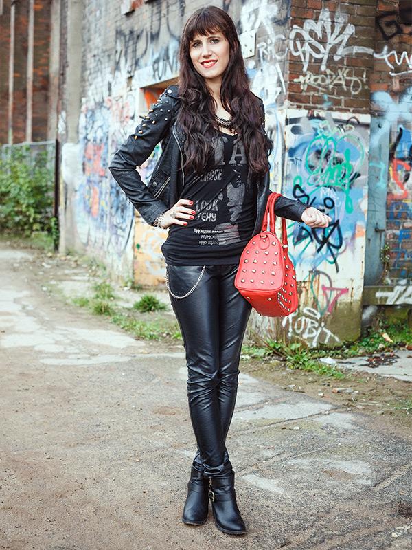 Blogger Aktion Rock Chic