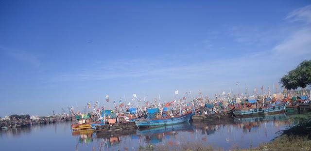 Fisheries, Shipsbuilding, Verawal