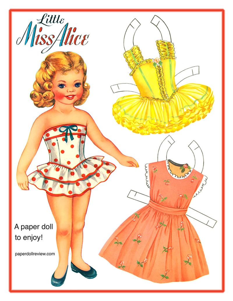 paper doll Paper dolls are figures cut out of paper or thin card, with separate clothes, also made of paper, that are usually held onto the dolls by paper folding tabs they may.