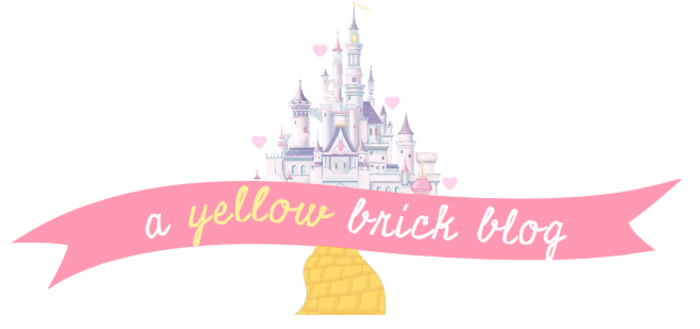 A Yellow Brick Blog