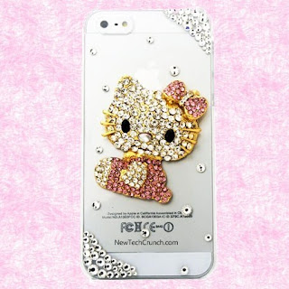 Hello Kitty iPhone 5 case for Girls