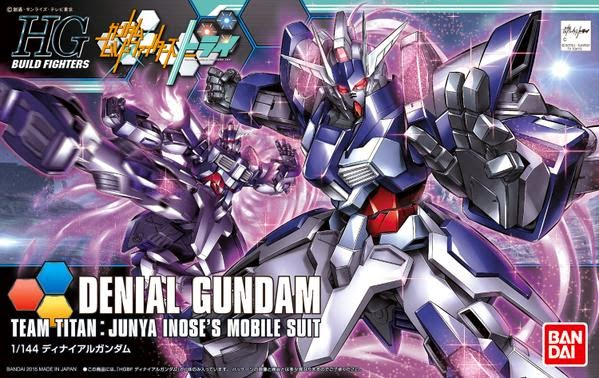 build fighters denial gundam box art