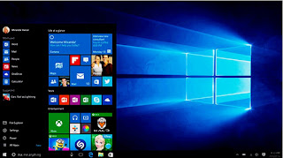 Cara Mengambil Screenshot Login Screen Untuk Windows 10