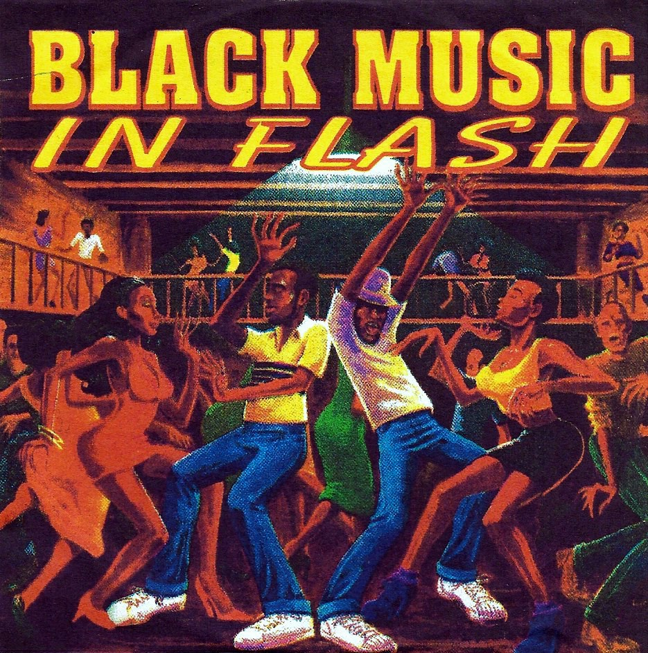 BLACK MUSIC IN FLASH