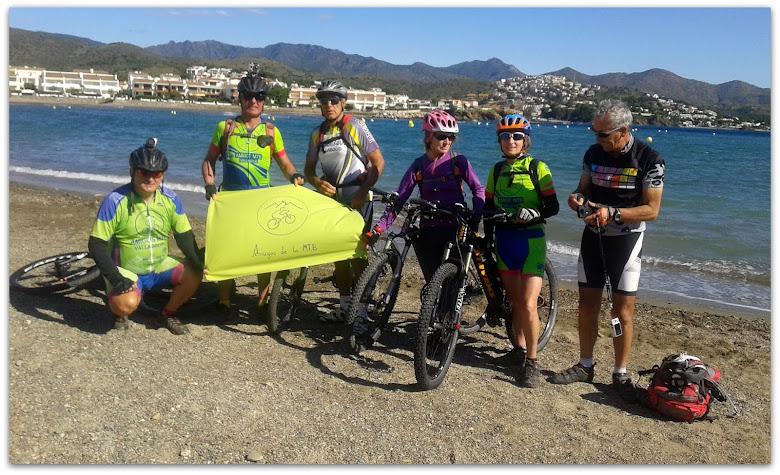 7 días de bici de montaña por los Pirineos, Transpirenaica