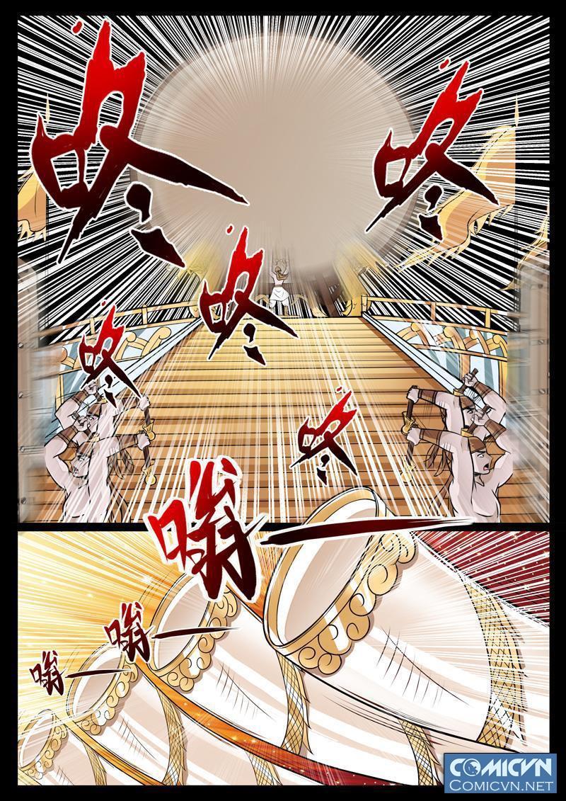 Long Phù Chi Vương Đạo Thiên Hạ - Chap 54