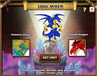 dragon arcoiris y el dragon infernal dragon bahamut electrico