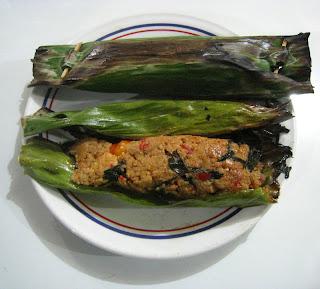 Resep Masakan Pepes Oncom