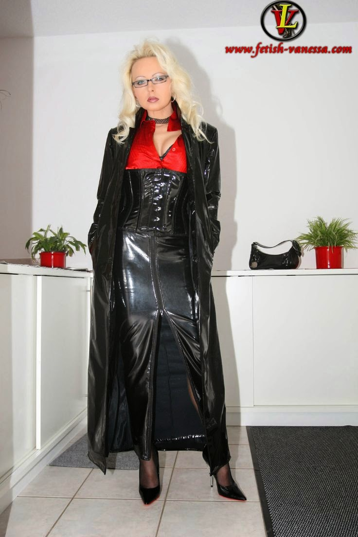 fetish latex amp rubber lady vanessa part 1 50 photo
