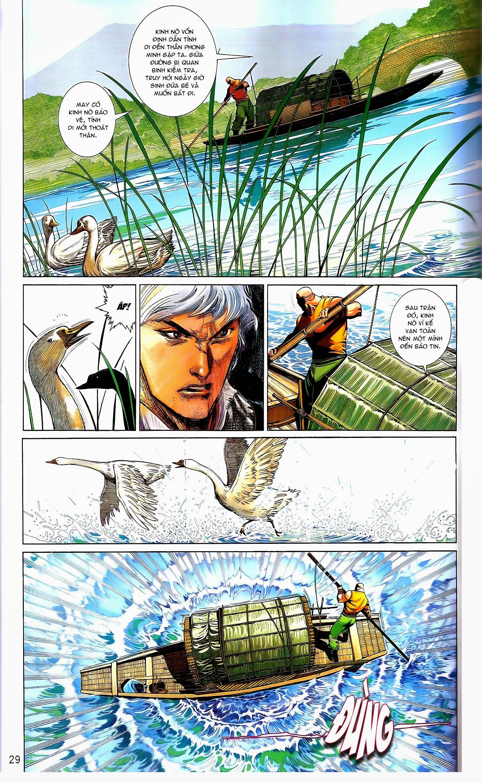 Phong Vân chap 671.1 - Trang 29