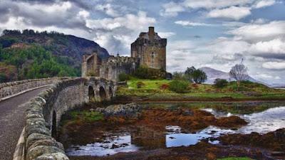 Eilean Donan - Loch Duich, Skotlandia
