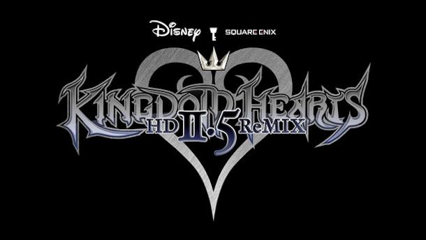 Anunciado Kingdom Hearts 2.5 HD ReMix para PlayStation 3