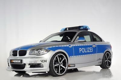 Mobil BMW Polisi Jerman