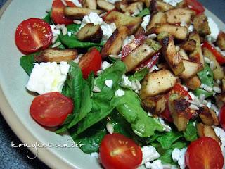 spinach-feta-grilled-chicken-salad