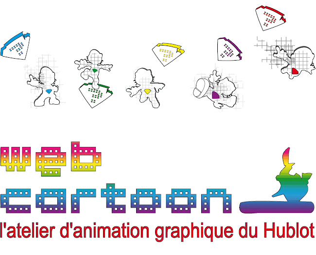 WEB CARTOON : l'atelier d'animation graphique du Hublot