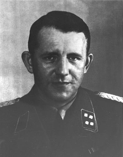 Dr. Martin Franz Erwin Rudolf Lange Einsatzgruppen Nazi exterminators