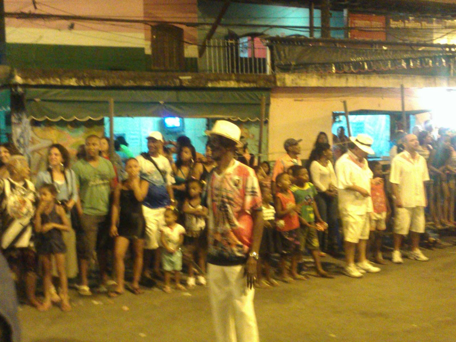Ensaio Mangueira Rio De Janeiro 2011