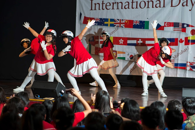 International Day Culture Show BIS 2013