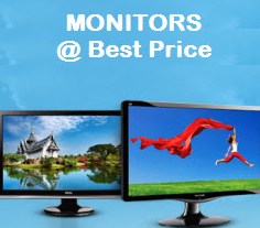 Amazon:Buy Computer Monitors with upto 21% off, price from Rs. 4060