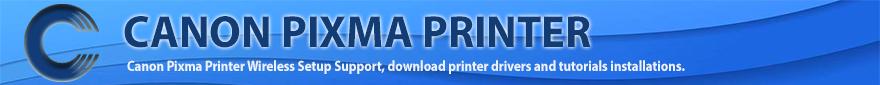 Canon Printer Pixma Wireless Setup